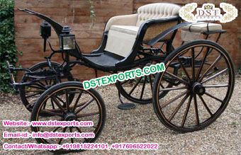 Hand Driven Entry Carriages Buggy