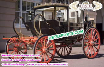 Presidential Horse Drawn Buggy London