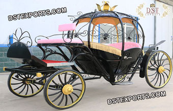 Newly Designed Cinderella Wedding Carriage
