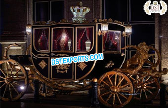 Royal Emperor Presidential Horse Carriage