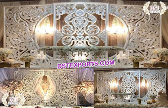 Wholesale Western Wedding Stage Back Walls