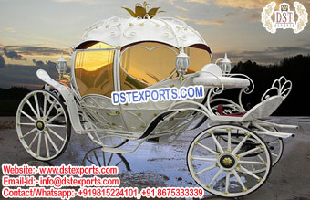 Princess Fairy-tale Wedding Cinderella Carriage